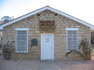 Orderville, Utah - Orderville museum of the Daughters of Utah Pioneers