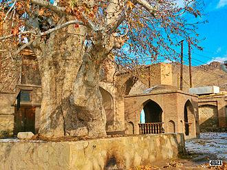 Ordubad - sarshahar square