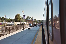 Image illustrative de l'article Gare d'Oregon City (Amtrak)