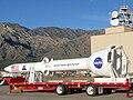 Orion Launch Abort System mockup White Sands Missile Range.jpg