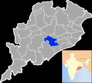 Nayagarh district District in Odisha, India