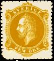 Oscar II, fem öre, 1885.png