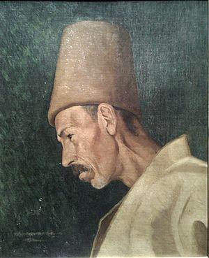 Pera Museum - Image: Osman Hamdi Bey Kökenoğlu Riza Efendi