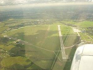 Ostafyevo International Airport - Image: Ostafyevo International Airport