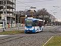 Ostrava, Náměstí Republiky, křižovatka, Vario LF.jpg