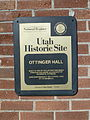 Ottinger Hall Plaque.jpg