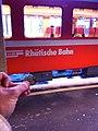 Oudezijds Kolk - WMFR with Rhaetian Railway.jpg