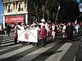 Ouverture du défilé de la Fête des Vendanges à Montmartre.jpg