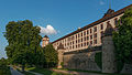 Overview of north facade of Festung Marienberg 20140602 5.jpg