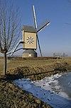 overzicht windmolen, standerdkorenmolen - wanroij - 20348887 - rce