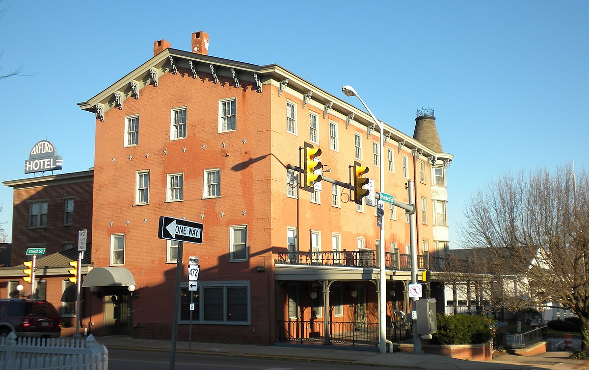 Oxford Hotel (Oxford, Pennsylvania) - Wikipedia