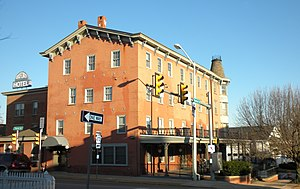 Oxford, Pennsylvania - Oxford Hotel