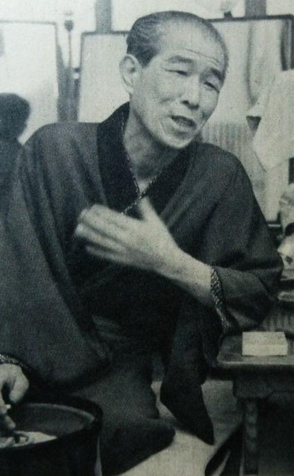 Photo Ichijirô Oya via Wikidata