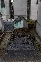 Tomb of Jules Arboux