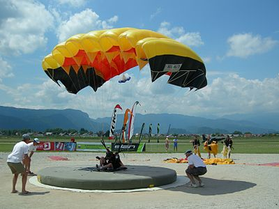 PARAWCS 2014 - Parachute World Cup Series (Bled Cup 2014)