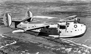 Consolidated PB2Y-2 Coronado (13-P-1), VP-13, US Navy, 1940