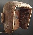PC047729d red Polychrome helmet mask, Sukumu mask, Sukumu people, Tanzania (11218969635).jpg