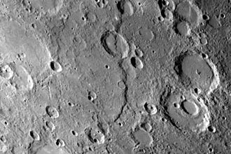 Discovery Rupes - Discovery Rupes