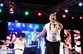 PSY GangnamStyle Suwon19logo (8031994153).jpg
