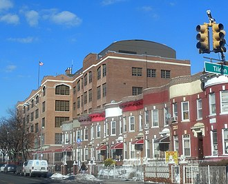 East Flatbush, Brooklyn - PS 181, Tilden and New York Avenues