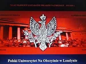 Polish University Abroad - PUNO's logo (view from the official website)