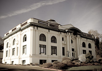 Pacific County, Washington - Image: Pacific County Courthouse