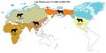 Palaeopopulations of Late Pleistocene Top Predators in Europe (2014) figure 4A.png
