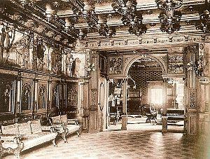 Katia Mann - Katia's childhood home, Pringsheim Palace, Munich
