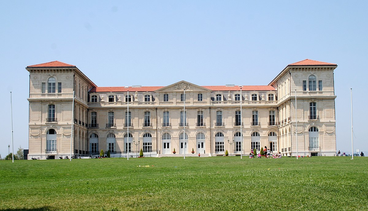 Palais du pharo wikip dia - Maison jardin morgan city louisiana marseille ...