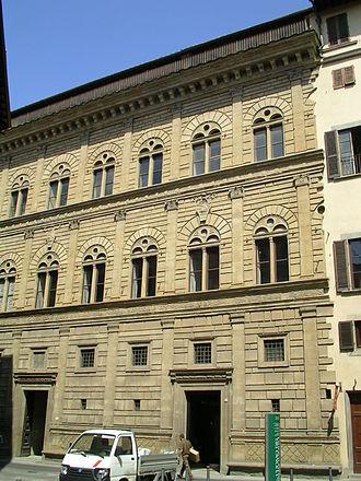 Leon Battista Alberti - Palazzo Rucellai