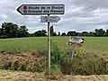 Panneaux Direction Domaine Planons Route Merlières St Cyr Menthon 1.jpg