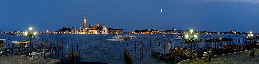 Panorama of laguna of Venice seen from piazza San Marco tango7174.jpg