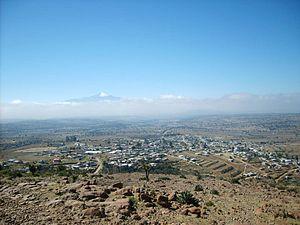 Terrenate, Tlaxcala - Terrenate (municipal seat)