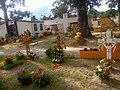 Panteón municipal -El Carmen- Chiautempan, Tlaxcala 21.jpg