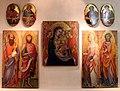 Paolo di giovanni fei (santi) e taddeo di bartolo (madonna), da s.agata 01.JPG