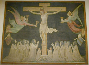 Paolo Schiavo - Paolo Schiavo's 'The Crucifixion'.