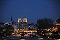 Paris - La Cité - la nuit.JPG