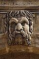 Paris - Les Invalides - Façade nord - Mascarons - 049.jpg