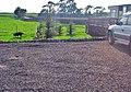 Parking area at Newton Farm - geograph.org.uk - 1419781.jpg
