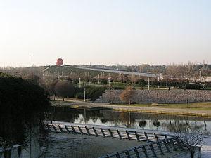 Parque Juan Carlos I view04