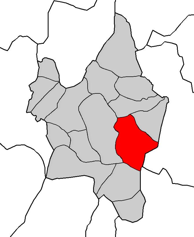 Parroquia de Santo Estevo de Allariz do concello de Allariz