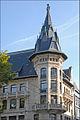 Partie supérieure de la façade de lancienne banque Renauld (Nancy) (3998514426).jpg