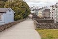 Paseando sobre a muralla de Lugo. Galicia (Spain).jpg