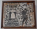 Paterna. Museu Municipal de Ceràmica. Socarrat. Arquer (segle XV).jpg