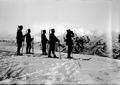 Patrouille auf Skiern - CH-BAR - 3237092.tif