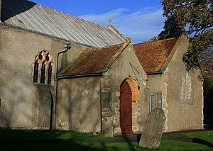 Pawlett, Somerset - Image: Pawlettstjohn