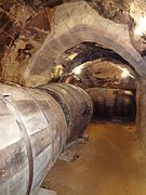 Peña El Chilindrón, Aranda de Duero, España, pic. 1030 Underground Wine Cave, Bodega de Vino Photography by David Adam Kess.jpg
