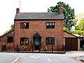 Pear Tree Cottage, village centre, Stockton - geograph.org.uk - 1313725.jpg