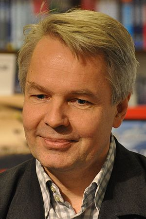 Finnish presidential election, 2012 - Image: Pekka Haavisto 2x 3