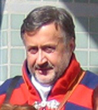 Pekka Sammallahti - Pekka Sammallahti in Oulu in May 2005